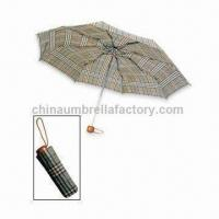 Buy cheap 4-section Micro Mini Manual Umbrella from wholesalers