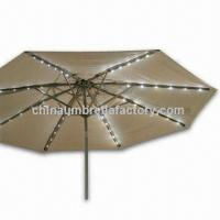 Buy cheap Umbrella with LED and Power Adapter from wholesalers