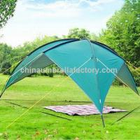 Buy cheap Large outdoor awning, made of 11mm glass fiber rod, for cool, rain shelter, sun shade from wholesalers