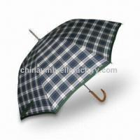 Buy cheap 23-inch Auto-open Straight Umbrella from wholesalers