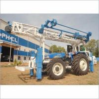Buy cheap Tractor Drilling Rig from wholesalers