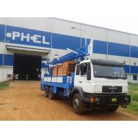 Buy cheap Truck Mounted Drilling Rig from wholesalers