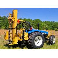 Buy cheap Auger Drilling Rig Mounting Price 8 Lakhs from wholesalers
