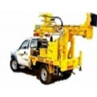 Pick Up Truck Mounted Drilling Rig DTH 100 Manufactures