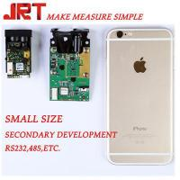 Buy cheap RS232/RS422/RS485 40m Small Laser Rangefinder Sensor Module from wholesalers