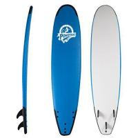 China Soft Board 8'0 Blue IXPE Soft Top Surfboards on sale