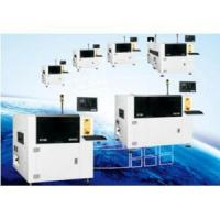 Full-auto solder paste printer online HTGD LED APPS Manufactures