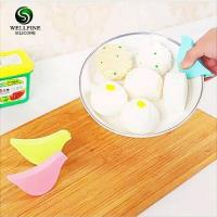SILICONE BAKINGWARE Heat resistant silicone hand shank with Lovely bird shape design