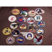 Aero Military Unit Patches, USAAF & USN Insignia, Blood Chits Manufactures