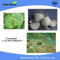 Agrochemical Cymoxanil 98% TC For Disease Control Manufactures