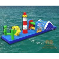Sealed inflatables Under the sea pool game