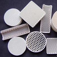 China Thermal Store Honeycomb Ceramic Insulating Materials on sale