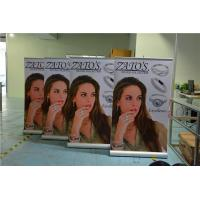 China Roll up banner Double side pull up banner stand on sale