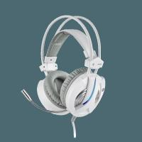 Buy cheap 8800 White/GrayGaming Headphone from wholesalers