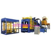 Buy cheap QT10-15 cement block making machine 9000-12000pcs/day from wholesalers