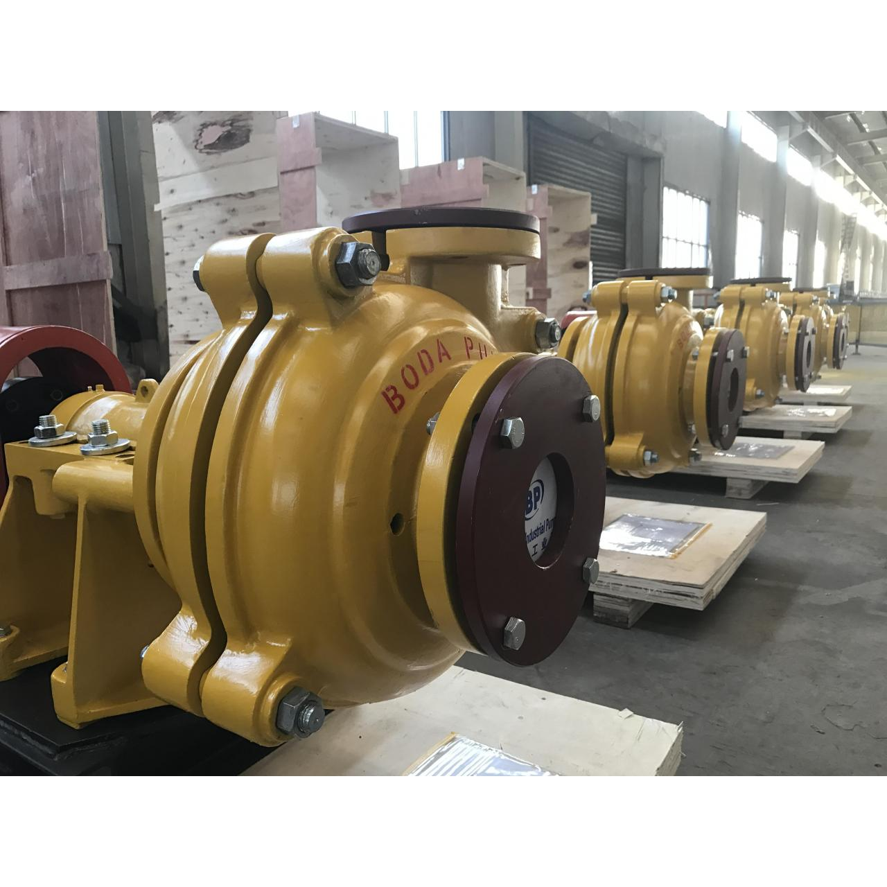 BM BH Series Slurry Pump Manufactures