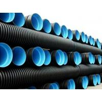 Geocomposite Drain HDPE corrugated pipe with double wall