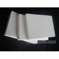 Buy cheap Infrared Honeycomb ceramic plate from wholesalers