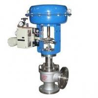 Buy cheap ZJHJ Pneumatic angle control valve from wholesalers