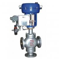 Buy cheap Pneumatic diverging 3-way control valve from wholesalers