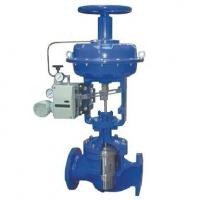 Buy cheap ZJHM Pneumatic Cage guided control valve from wholesalers