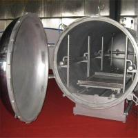 Buy cheap Full Automatic Water Spray Autoclave Machine from wholesalers