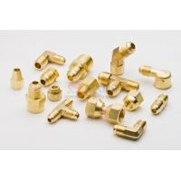 China Brass flare fittings on sale
