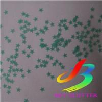 China Glitter powder MEK Solvent Resistant Glitter on sale