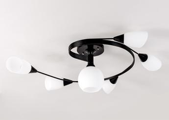 Quality light series The bedroom suction a top flowers droplight for sale