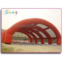 Buy cheap Inflatable Structures Inflatable marquee dome from wholesalers