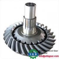 atv part with helical bevel gear in types of truck Manufactures