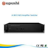 A-8612 4 Sets of Intelligent Controllable Main and Standby Power Amplifier Switchers