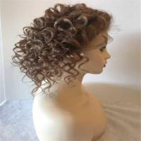 Wigs Brazilian Hair Full Lace Wigs For Kids Manufactures