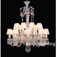 Baccarat Style Chandelier PGB108-18 Manufactures