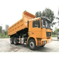 Buy cheap Dump Truck Shacman 6X4 420 HP sand tipper dump truck with weichai engine dump truck shacman from wholesalers