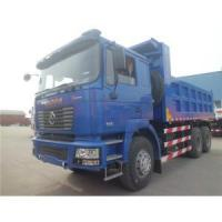 Buy cheap Dump Truck Shacman 6X4 380HP tipper truck capacity with weichai engine camion shacman from wholesalers