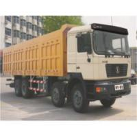 Buy cheap Shacman 8X4 380HP tipping truck with weichai engine dump truck shacman from wholesalers