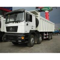 Buy cheap Shacman 8X4 380 HP dump truck for sale in dubai with weichai engine shacman dump truck from wholesalers