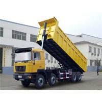 Buy cheap Shacman 8X4 prices for tipper truck with weichai engine shacman china heavy dump truck from wholesalers