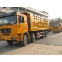 Buy cheap Shacman 8X4 420HP dump truck in uae with weichai engine shacman dump truck from wholesalers