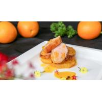 IQF Frozen Halal Smoked Steamed Duck Breast Slice