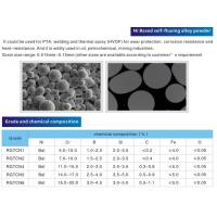 Buy cheap Ni based self-fluxing alloy powder from wholesalers