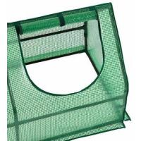 Compact Outdoor Seed Starter Greenhouse Cloche with PE Protection Cover - Green