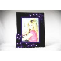 Glass frame with beads SD156