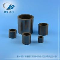 Graphite Raschig Ring Ceramic Tower Packing Manufactures