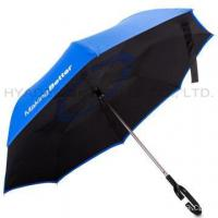 China Double Layered Reverse Manual Open Straight Umbrella on sale