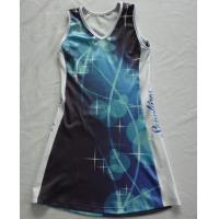 Custom Sublimation Netball Dress