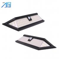 Outdoor Waterproof 54led Solar Wall Motion Sensor Security Light Manufactures