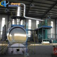 Buy cheap Tire Oil Distillation Plant to Diesel from wholesalers