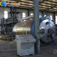 Buy cheap How to Pyrolysis Tyre Fuel Oil from wholesalers